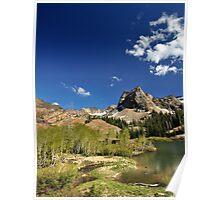 Lake Blanche, Utah Poster