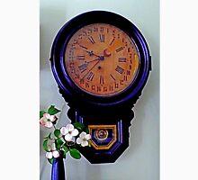 The Olde Dogwood Clock Unisex T-Shirt