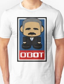 Eric Holder Politico'bot Toy Robot 2.0 T-Shirt