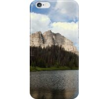 Wind River Lake iPhone Case/Skin