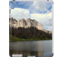 Wind River Lake iPad Case/Skin