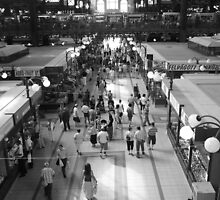 The market by raphael aretakis