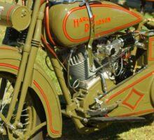 1926 JD Harley Davidson Sticker