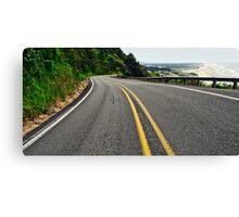 Highway 101  Canvas Print