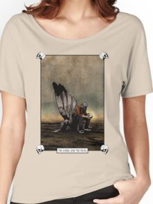 The Angel And The Skull V2 Women's Relaxed Fit T-Shirt