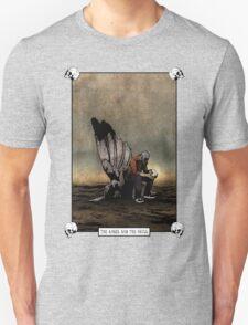 The Angel And The Skull V2 Unisex T-Shirt