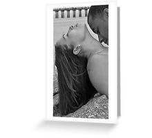Love On The Rocks Greeting Card
