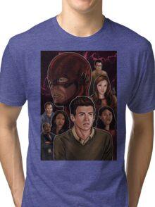 CW Flash Tri-blend T-Shirt