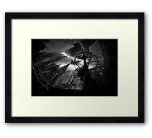 Empire Storm I Framed Print