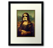 Star Wars Imperial Stormtroopers Renaissance Framed Print