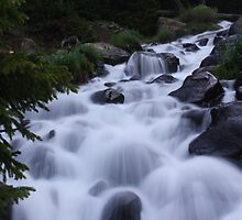 waterfall by jeff welton