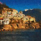 Amalfi Coast by LaPintura