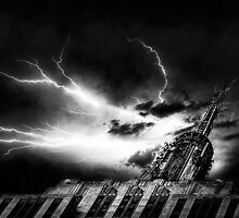 Empire Storm III by darkmatterart