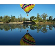 California Balloon Photographic Print