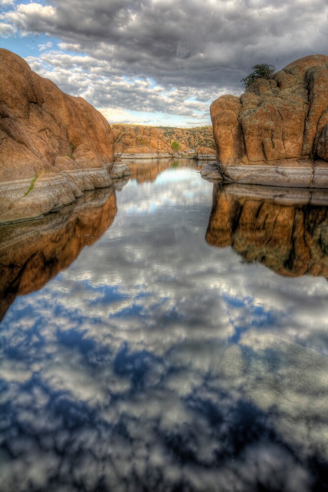 Ego Driven Clouds by Bob Larson