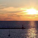 Lake Michigan by meredith brown