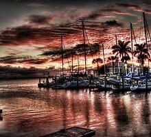 Sunrise City by Noble Upchurch