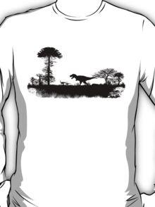 T-Rex on the hunt.. T-Shirt