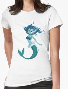 Vaporeon Womens Fitted T-Shirt