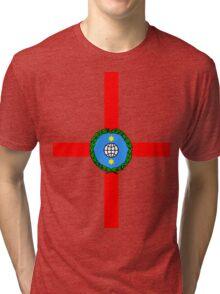 The Shire Flag Tri-blend T-Shirt