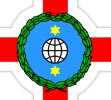 The Shire Flag Sticker