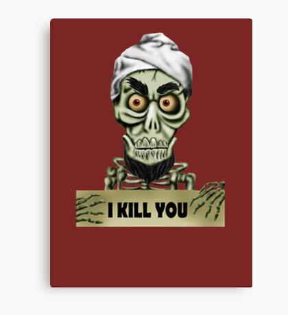 Achmed the dead terrorist Canvas Print