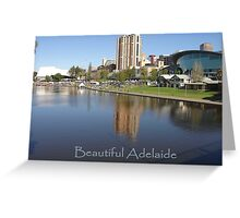 Beautiful Adelaide Greeting Card