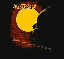 Aussie Dreaming - Black T-Shirt