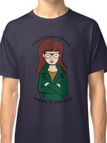 Daria, the Original Hipster Classic T-Shirt