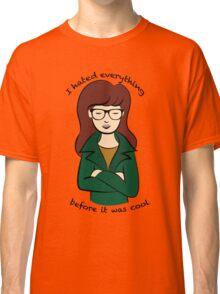 Daria, the Original Hipster Classic T-Shirt