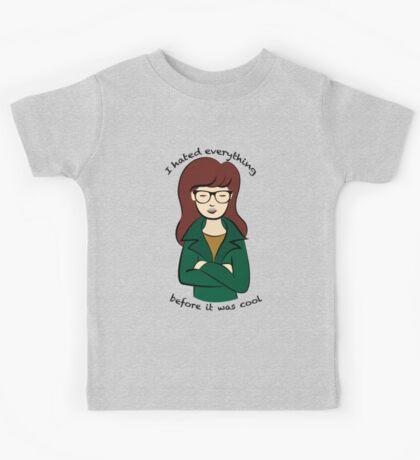 Daria, the Original Hipster Kids Tee
