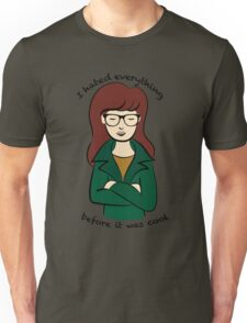 Daria, the Original Hipster Unisex T-Shirt