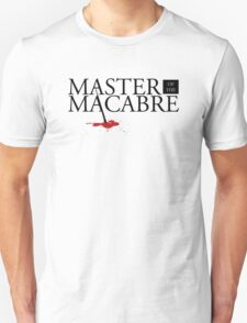 Master of the Macabre T-Shirt