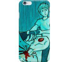 Hatchet iPhone Case/Skin