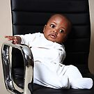 """""""Big chair for Big Boys"""" he said by Lebogang Manganye"""