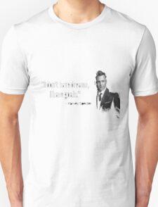 I have goals.. Unisex T-Shirt