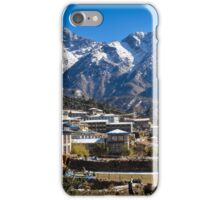 Village at the End of the World iPhone Case/Skin