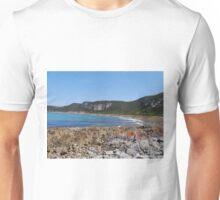 Beachfront, Rocky Cape National Park, Tasmania, Australia Unisex T-Shirt