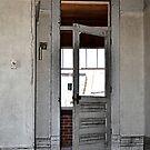 The Window through the open door by Heather Crough