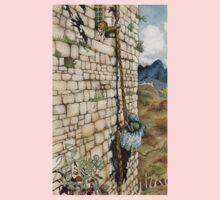 Watercolor Tribute to Arthur Rackham's Rapunzel Kids Clothes
