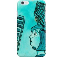 Separated iPhone Case/Skin