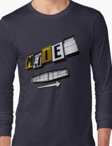 Motel Long Sleeve T-Shirt
