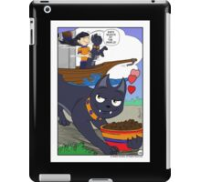 Dlevira is queen of the world iPad Case/Skin