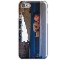 Nepal- The Little Boy iPhone Case/Skin
