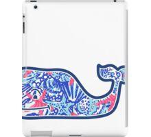 Whale Shells and Starfish iPad Case/Skin