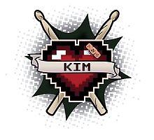 Heart Crest - Kim by mutantninja