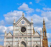 Santa Croce - the Italian Glories II by Denis Molodkin