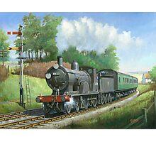 British Railways T9 4.4.0 Photographic Print