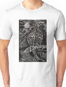 Owl within Tiger Unisex T-Shirt