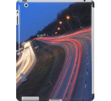 Night Trails iPad Case/Skin